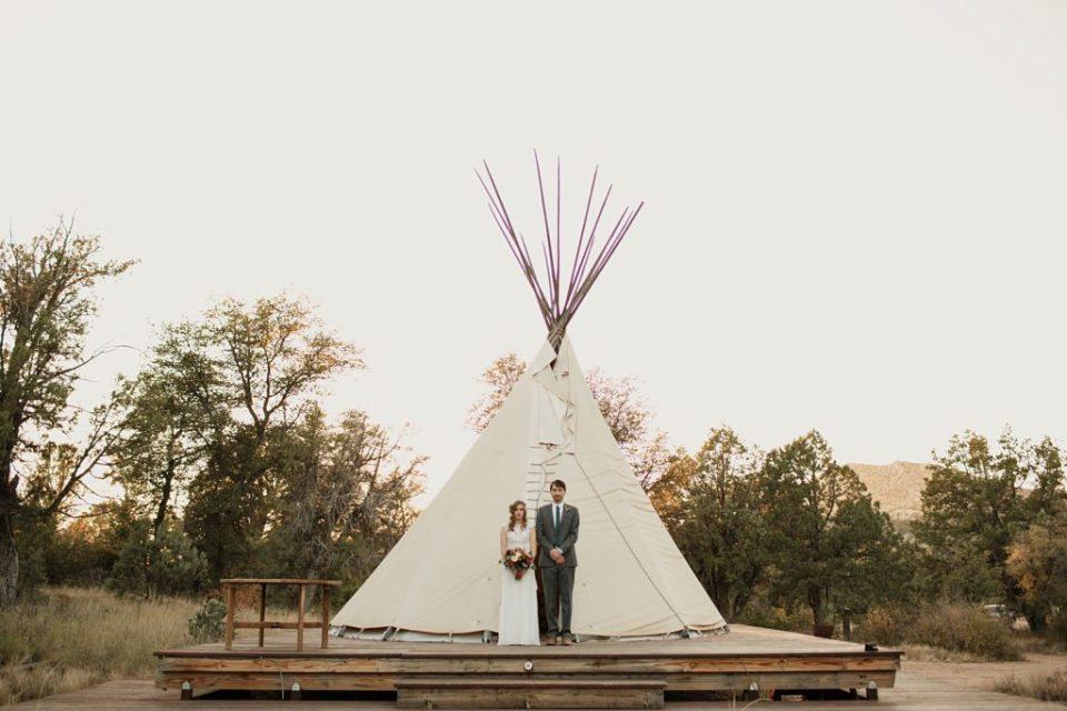 Prescott Wedding Photographer   Juniper Well Ranch