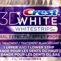 Crest 3D trakice za izbjeljivanje zubi - Professional Effects