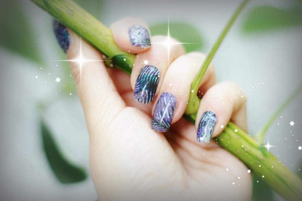 Nagelfolien linettes-berlin-no.88-jungle-forever