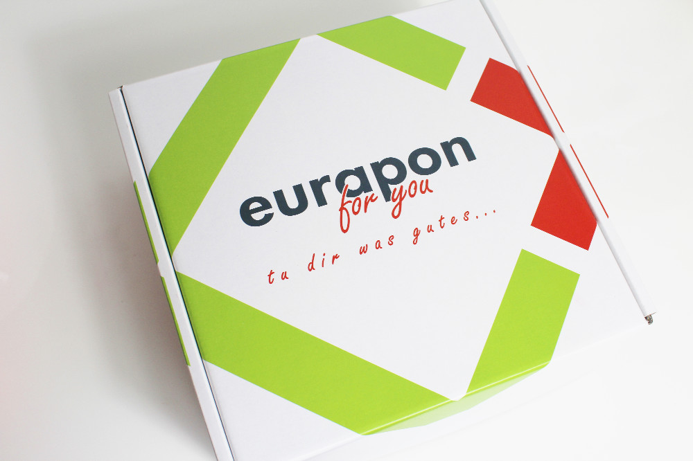 Eurapon for you Box Winter Edition