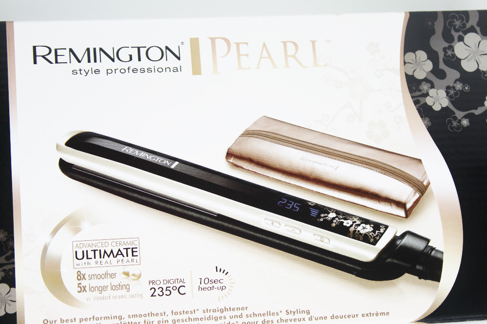 Remington Glätteisen S9500 Pearl