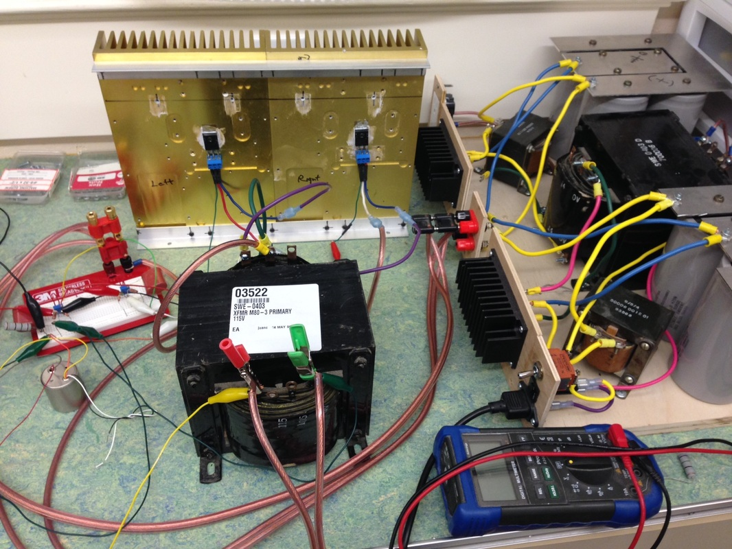 Amp Research Power Step Wiring Diagram Mosfet Amp Transformer Output The Paper Horn By Inlow Sound