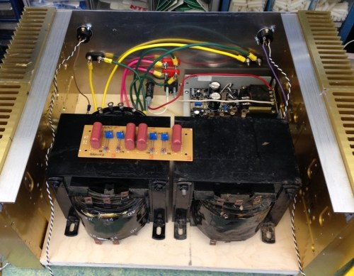 small resolution of step up transformer amplifier the movie