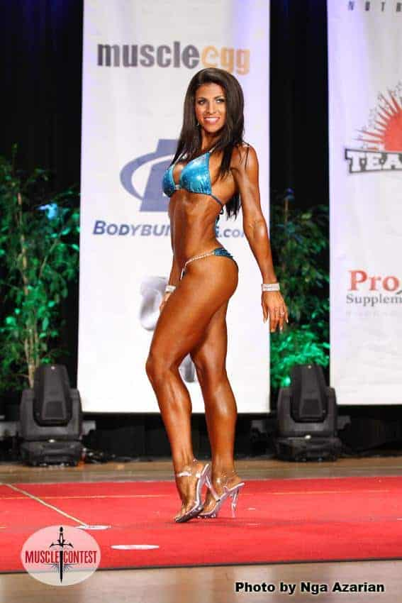 From Home School Mom to Bikini Competition Champion (see it to believe it)