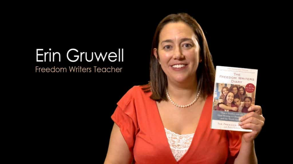 Freedom Writers: An Exclusive Interview with Erin Gruwell