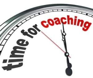 Time for Coaching Clock Mentor Role Model Learning