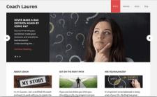 life coach website 1
