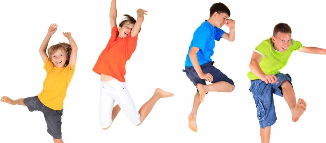 Let your Kids Squirm: It's Important