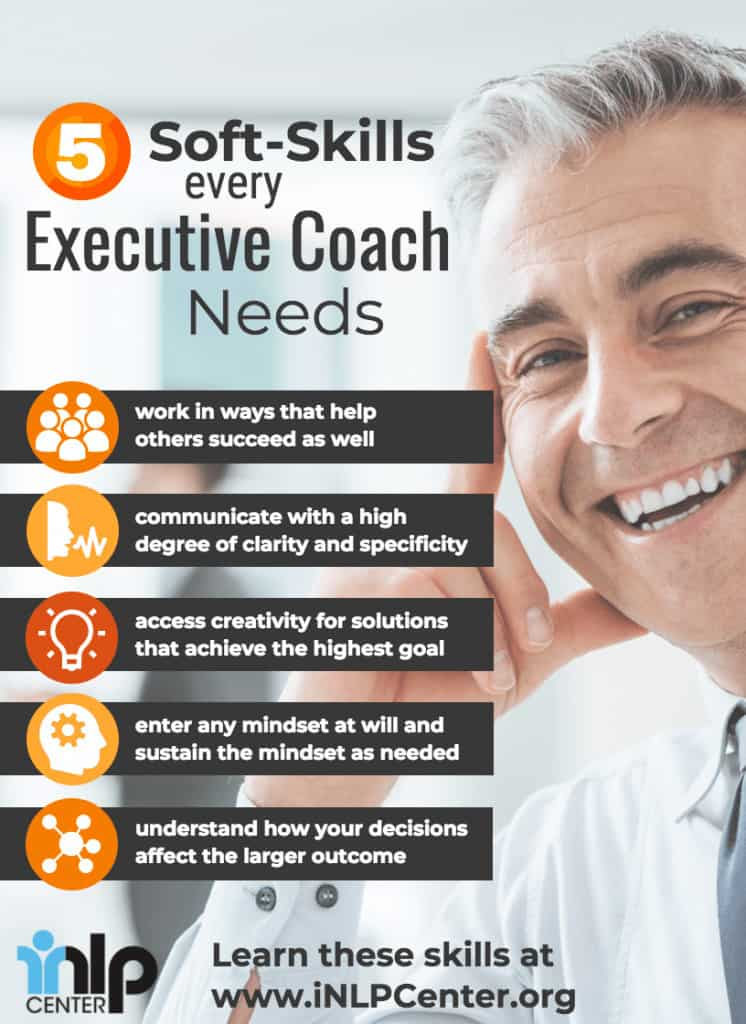 Executive Coach NLP Soft Skills