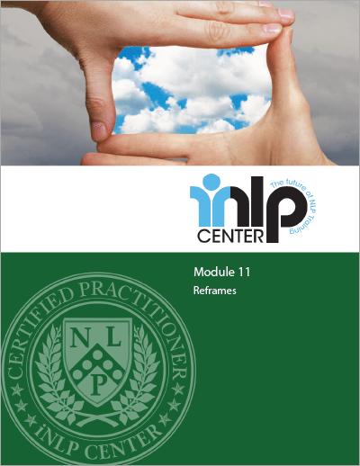 NLP Certification Training Module 11