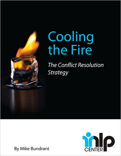 Cooling the Fire : Conflict Resolution Strategies