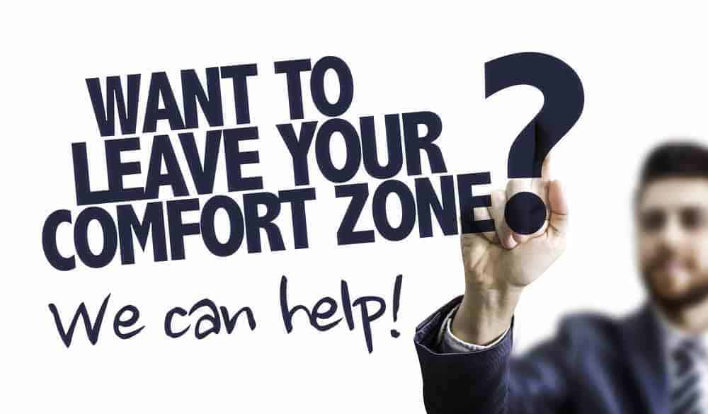 Tips for Getting Comfortable Outside Your Career Comfort Zone