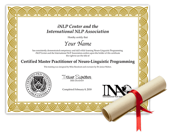 NLP Master Training Online