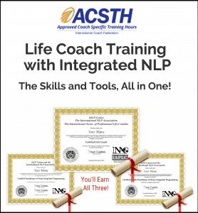ICF ACSTH Life Coach Training