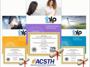 NLP Life Coach Training ICF ACSTH