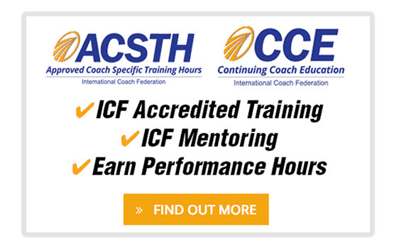 icf accredited training
