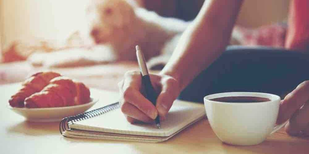 therapeutic journaling webinar