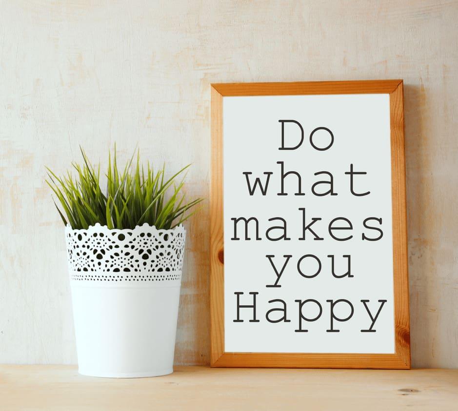 Benefits of life coaching - Happiness