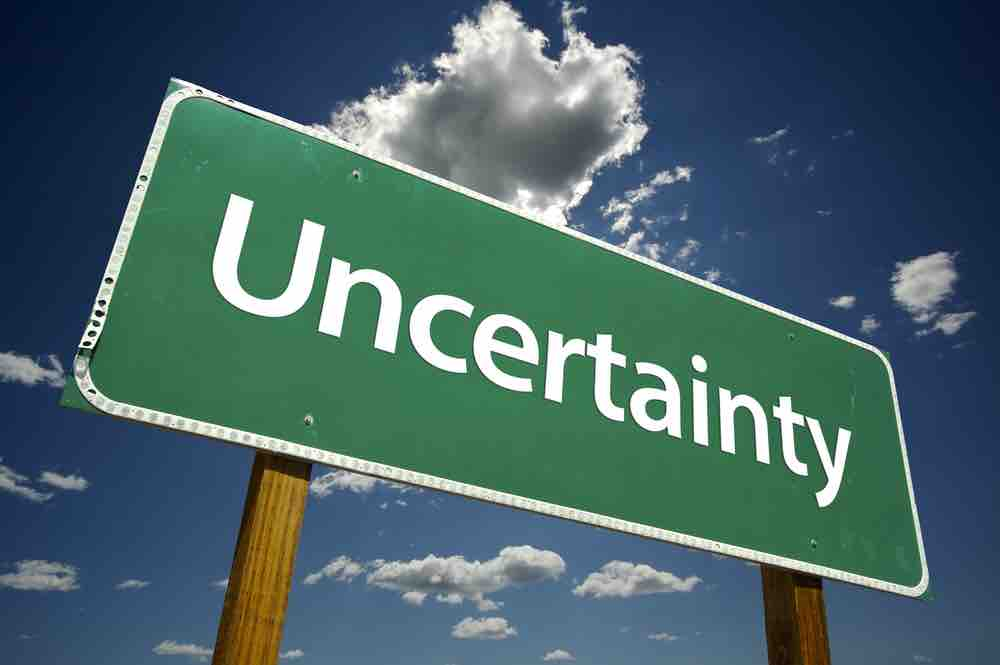 Dealing with Uncertainty – Here Are Three Steps to Letting Go [with Video]