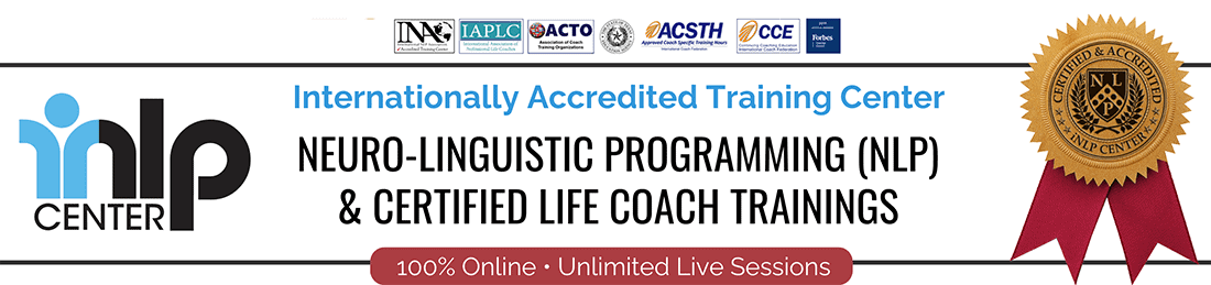 iNLP Center NLP Training and Life Coach Certification Center