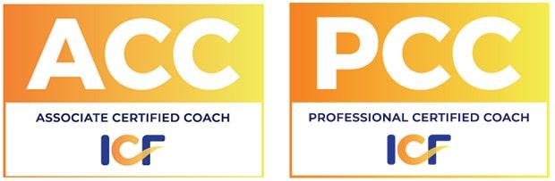 ICF life coach credentials