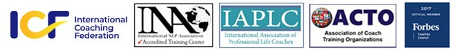 NLP and Life Coach Training Accreditations