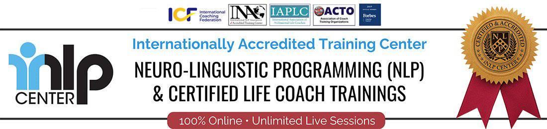 iNLP Center NLP Training and Life Coach Certification Center