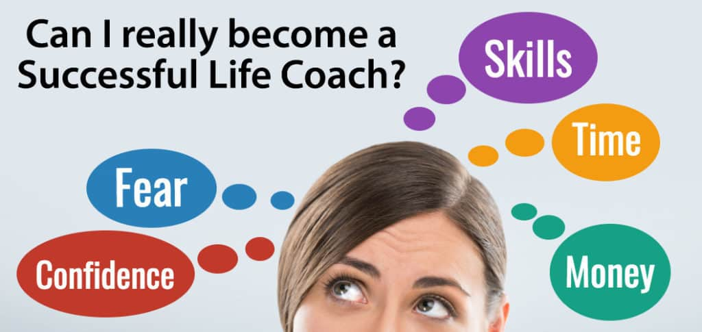 Top 5 Obstacles to Becoming a Successful Life Coach and their Solutions (Survey Results)