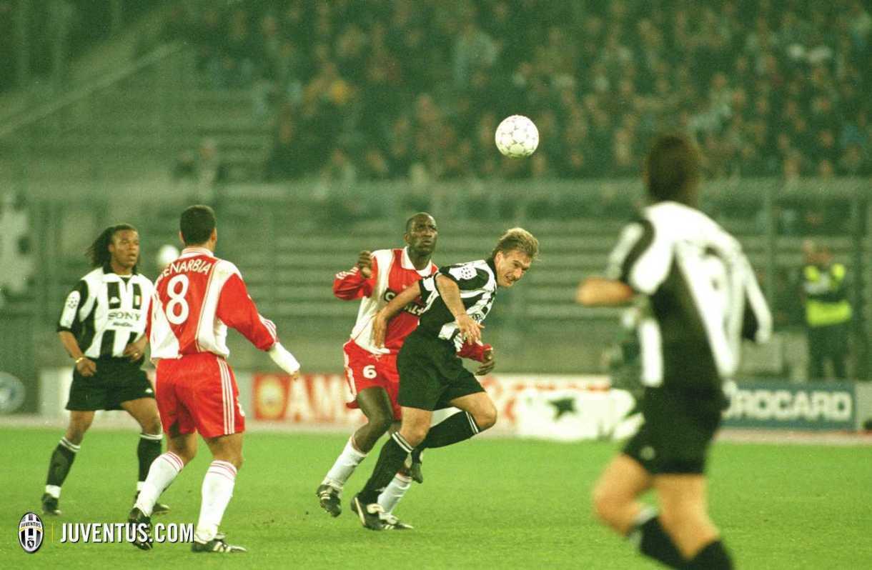 Juventus vs Mónaco
