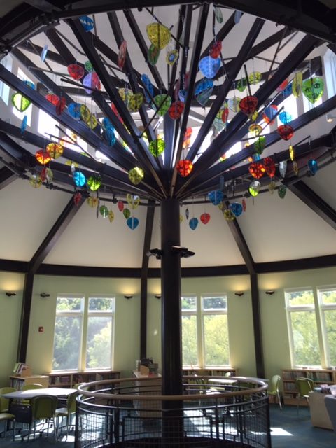 Montessori School Library Scituate MA