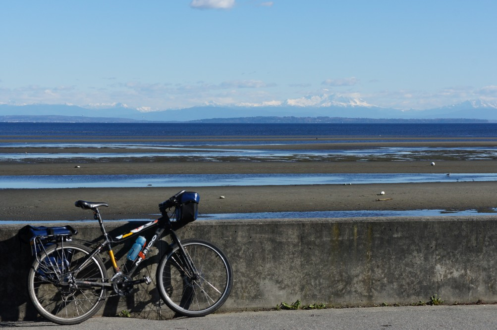 Point Roberts Loop: Cycling a Forgotten Piece of the USA