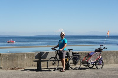 Biking arou
