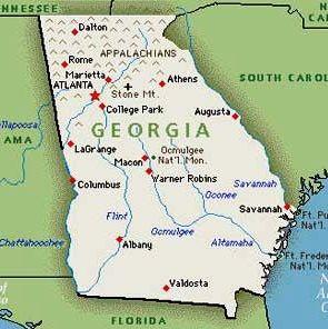 MAP Search Real Estate Inman Park In Atlanta Georgia