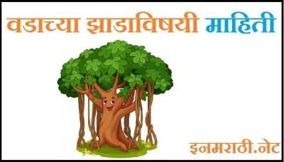 banyan tree information in marathi