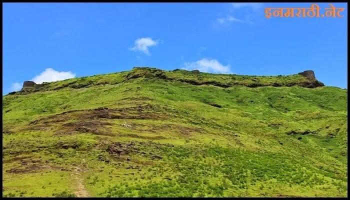 rohida fort history in marathi