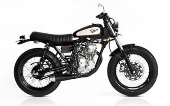 аренда jap style мотоцикла на Бали, кастом байк