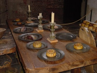 Food Medieval Times Information