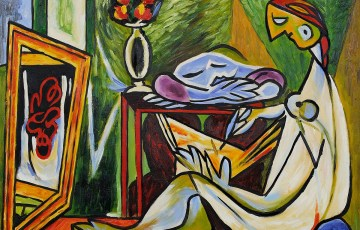 La Muse by Pablo Picasso OSA283