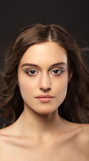 Maquillaje para lucir una belleza natural