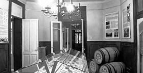 Museo del Vino (Casa Giol). Maipú.