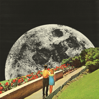 Mariano Peccinetti - collages