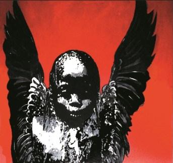 El ángel empetrolado, por Rocambole
