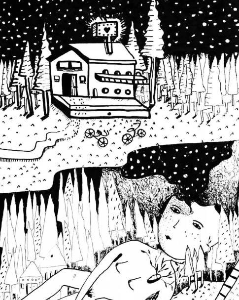 Luciana Orozco - Un lugar en el bosque