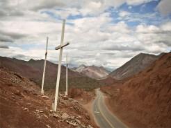 Tim Atkin - Three crosses in Salta