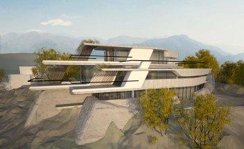 Sebastian Andía Studio en colaboración con Andía Arquitectos - Vivienda Unifamiliar