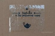 GoTea - Exquisiteces caseras a domicilio - Etiquetas