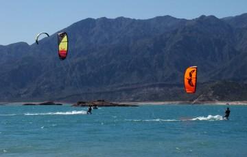 Kite surf foto Val Mendez