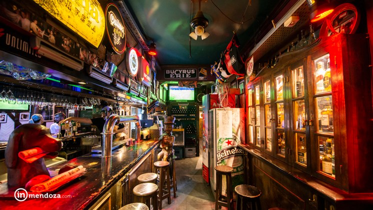 Irish Pub barra y pizza- Inmendoza