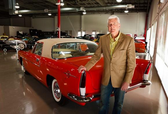 Charlie Marshall and 1957 Chrysler