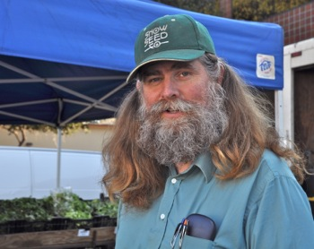 Grant Brians of Heirloom Organic